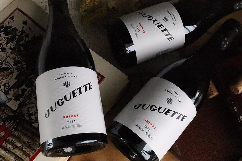 Vertical Juguette Shiraz ´14-´15-´16