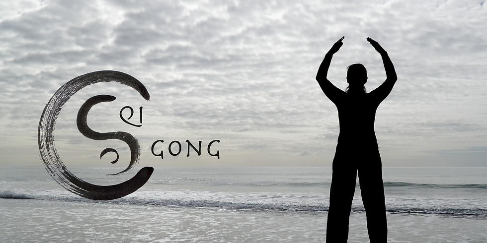 QI Gong Spring Retreat  16.-17. October 2021   Zentao Centre    Karangahake Gorge  Paeroa