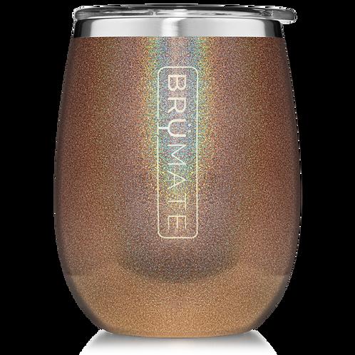 Glitter Gold - Uncork'd Wine Tumbler