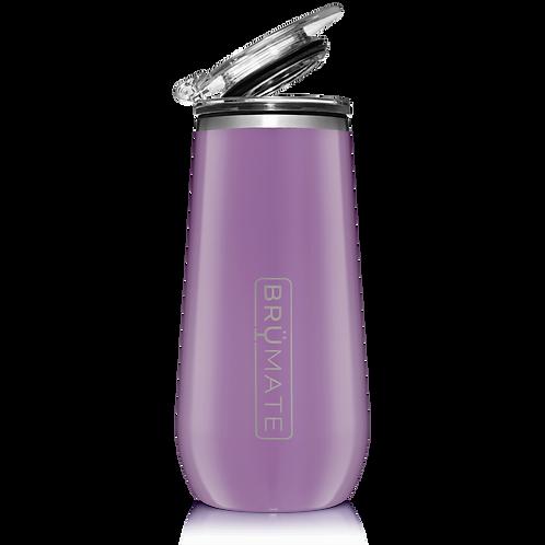 Violet - Champagne Flute