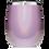 Thumbnail: Glitter Violet - Uncork'd Wine Tumbler