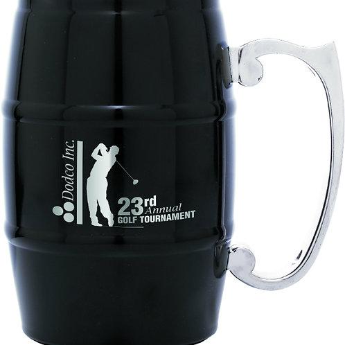 17 oz Barrel Mug