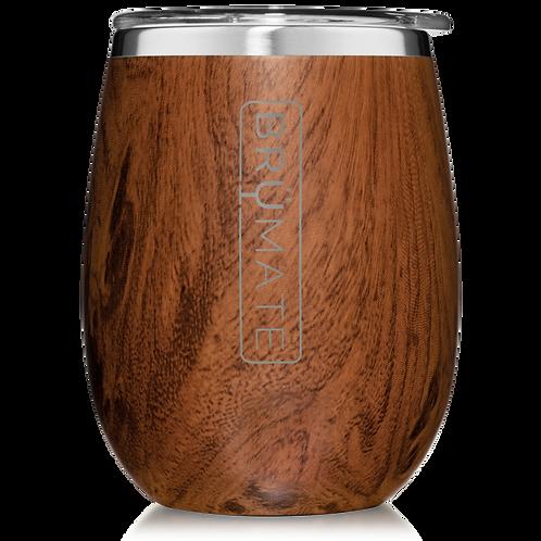 Walnut - Uncork'd Wine Tumbler