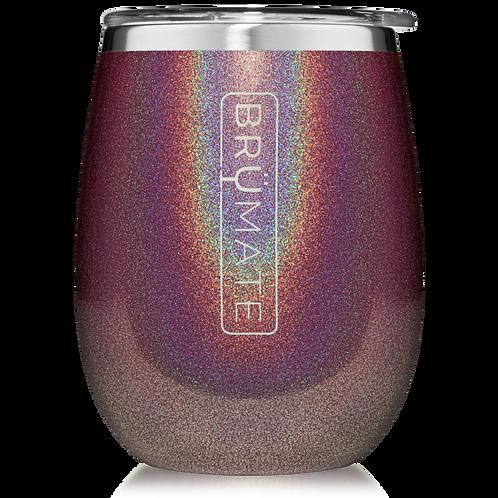 Glitter Merlot - Uncork'd Wine Tumbler