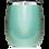 Thumbnail: Glitter Aqua Blue - Uncork'd Wine Tumbler