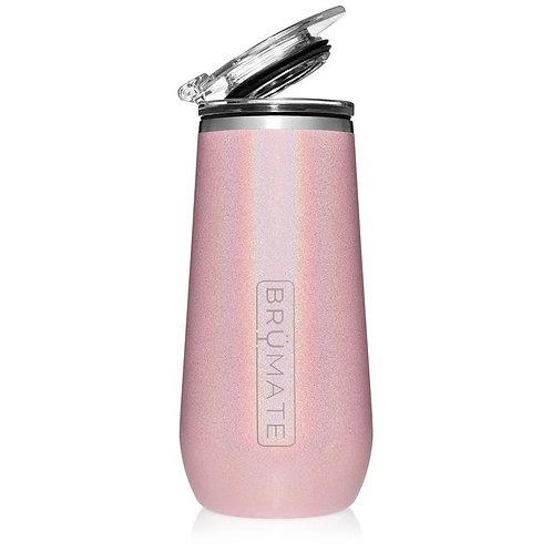 Glitter Blush - Champagne Flute