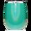 Thumbnail: Glitter Peacock - Uncork'd Wine Tumbler