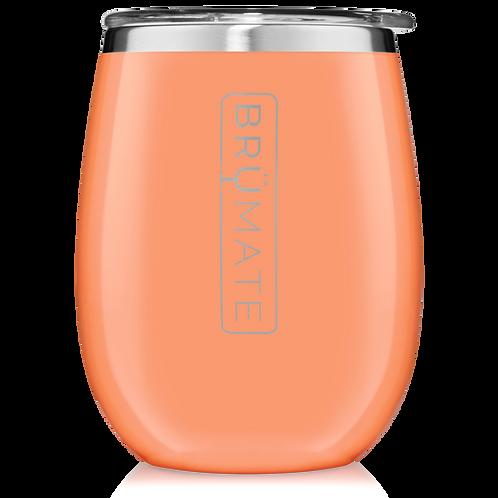 Peach - Uncork'd Wine Tumbler