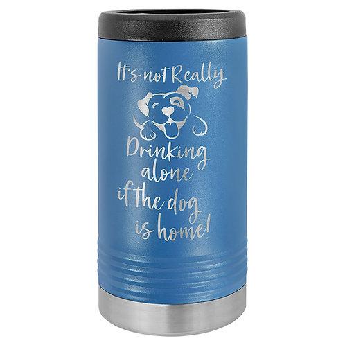 Polar Camel Slim Beverage Holder- Royal Blue