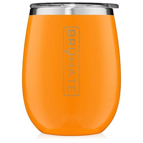 Hunter Orange - Uncork'd Wine Tumbler