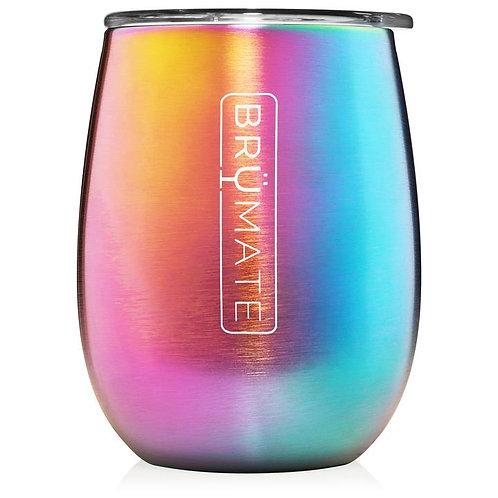 Rainbow Titanium - Uncork'd Wine Tumbler