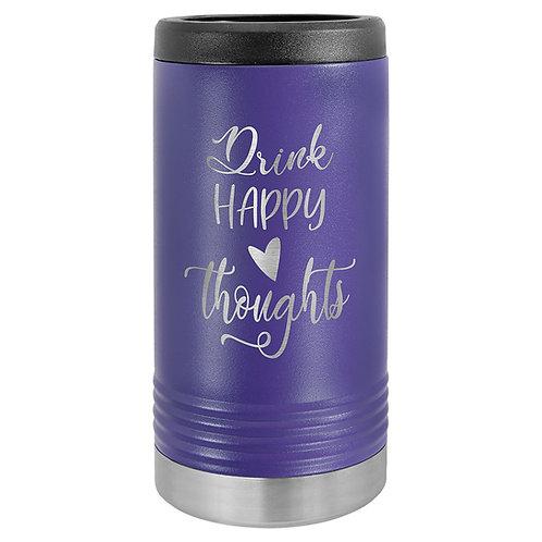 Polar Camel Slim Beverage Holder - Purple