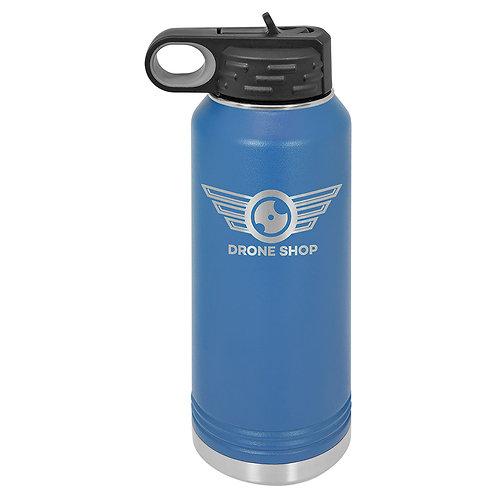 Polar Camel Water Bottle - Blue