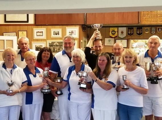 Winners & runners up