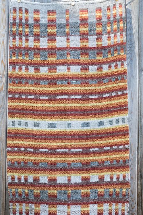 Soft Wool Striped Rug