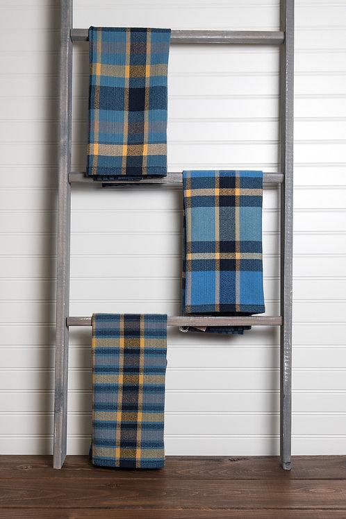 Cotton Plaid Towels