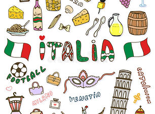 doodle-hand-sketch-collection-italy-icon