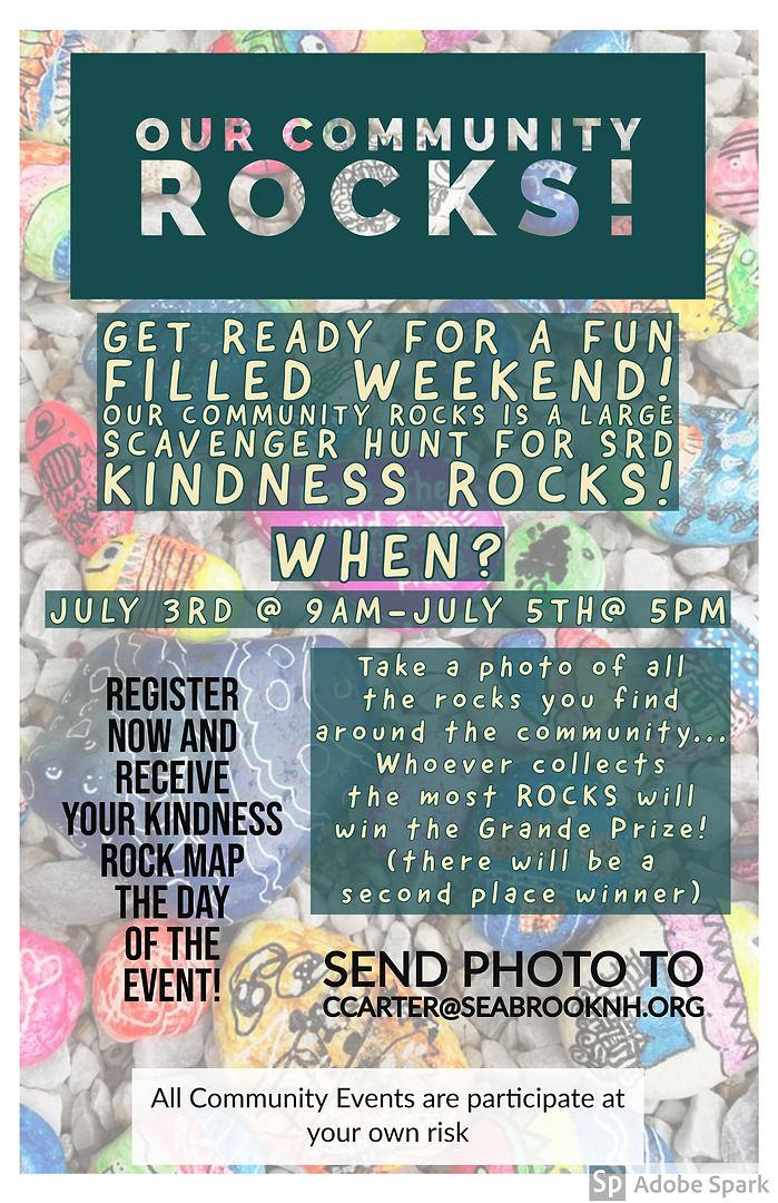 Our Community Rocks