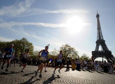 SOS Help Paris Marathon Fundraiser! (UPDATE)