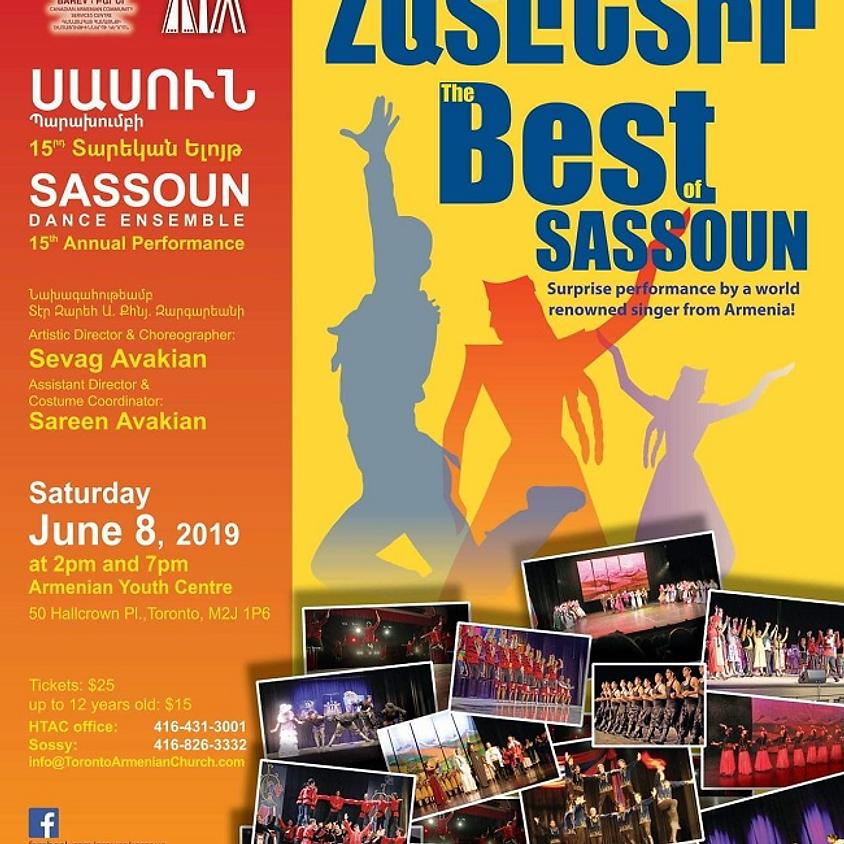 The Best of Sassoun!