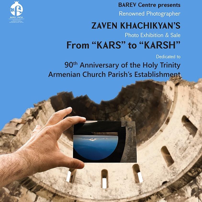 From Kars to Karsh