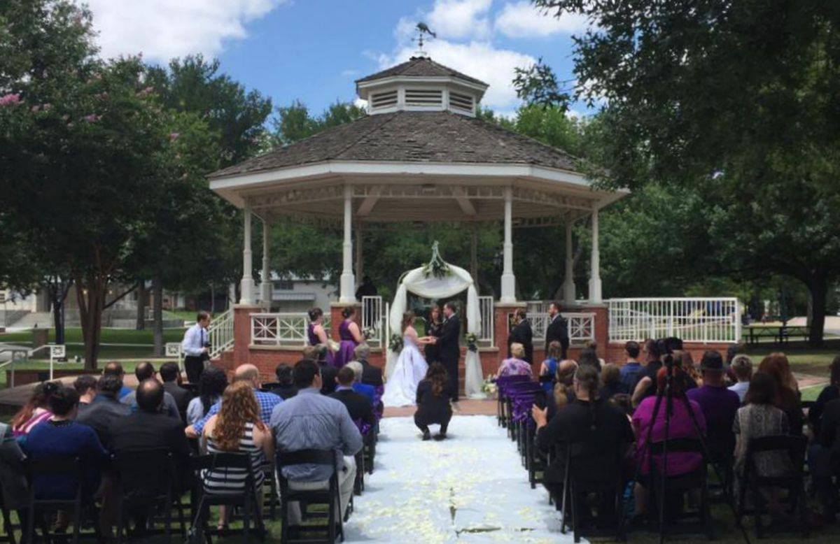 2017 Plano Park Wedding