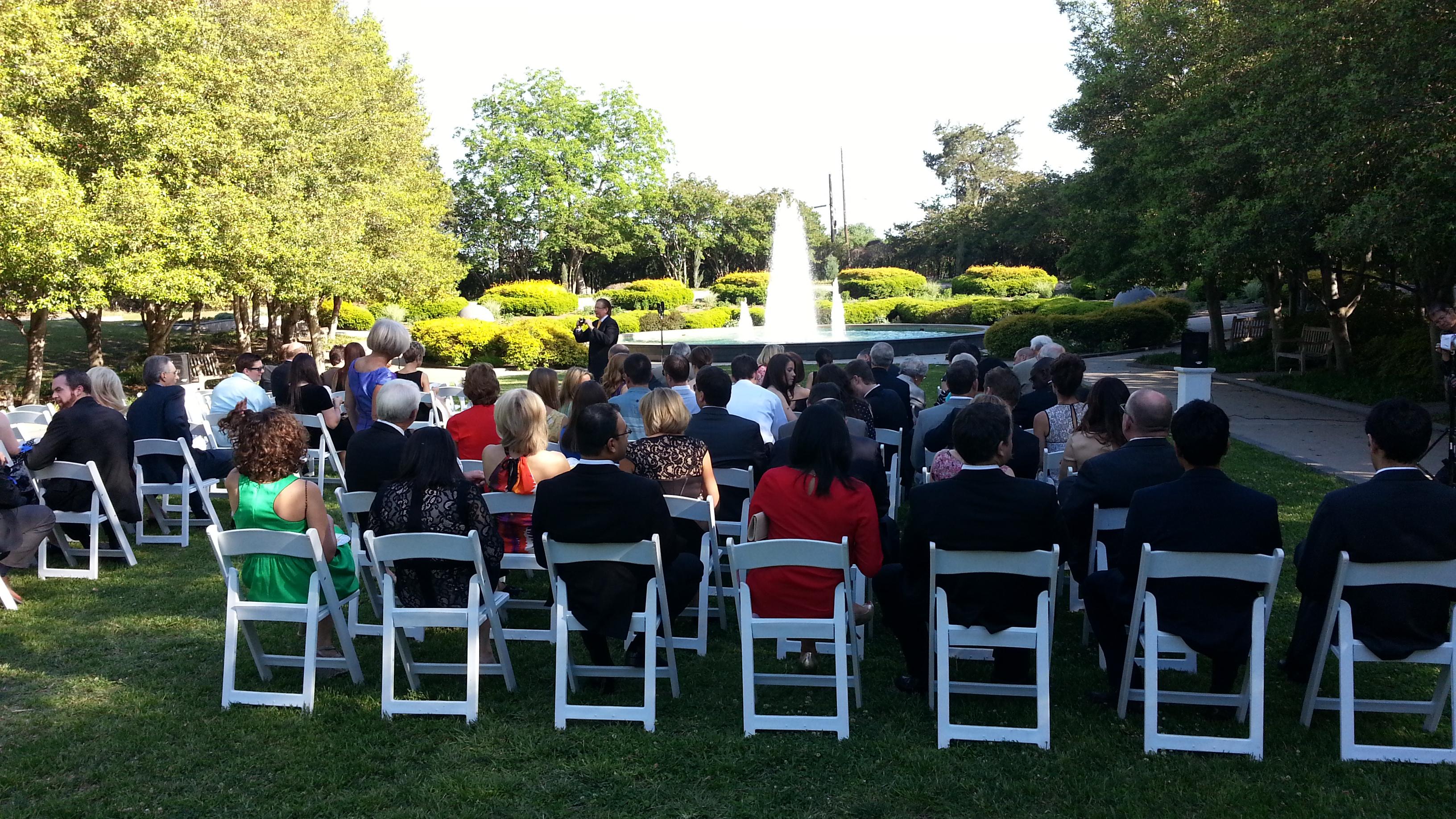 DLS Wedding Reception Audio 101