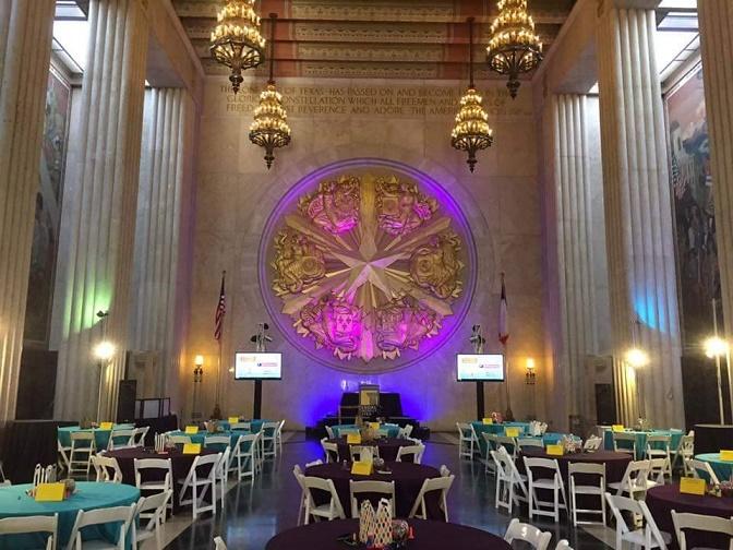 LH Trivia Night Hall of State