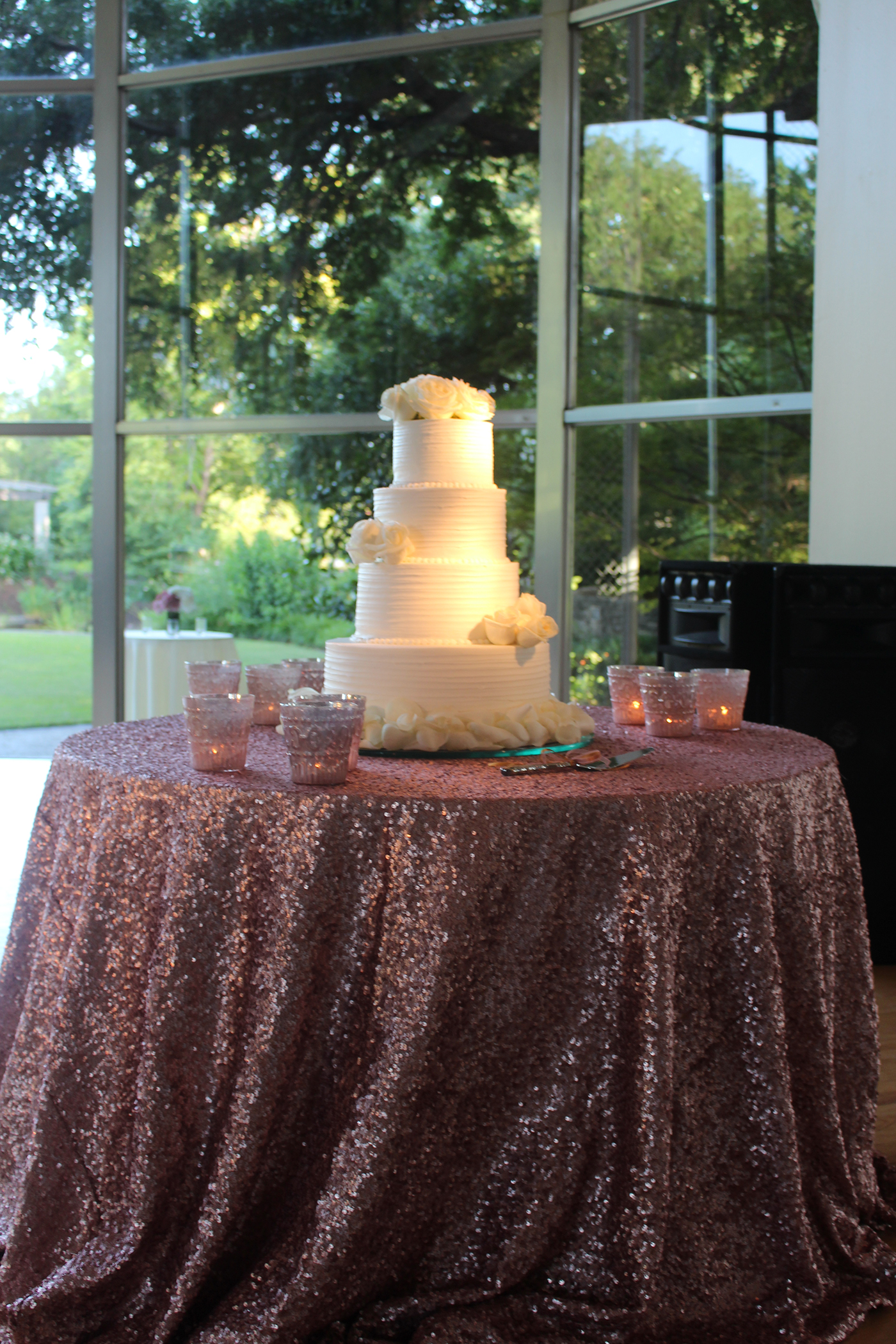 DLS Wedding Cake Lighting 105