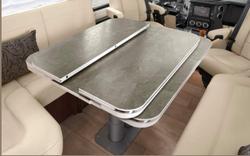 Salon Area Extendable Table brochure image