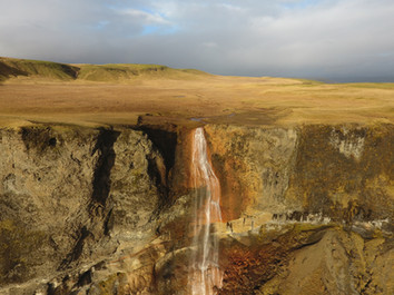 Ever wondered where waterfalls come from?