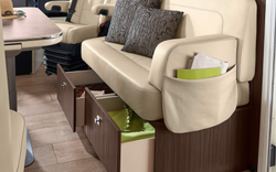 Lounge Area Seat Storage brochure image