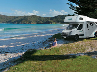 Finding the motorhome of your dreams