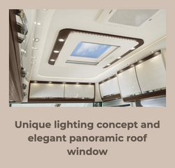 Lounge Area Rooflight brochure image