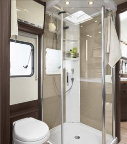 Shower Area brochure image