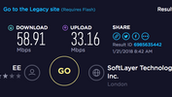 Our on-board Peplink Pepwave internet system is simply amazing.