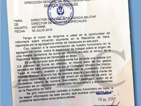 Il chavismo ha finanziato il movimento Cinquestelle