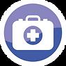 Icono servicio médico