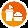 Icono snack