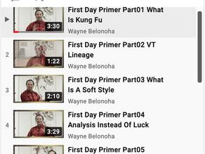 News: First Day Primer: 13 New Videos