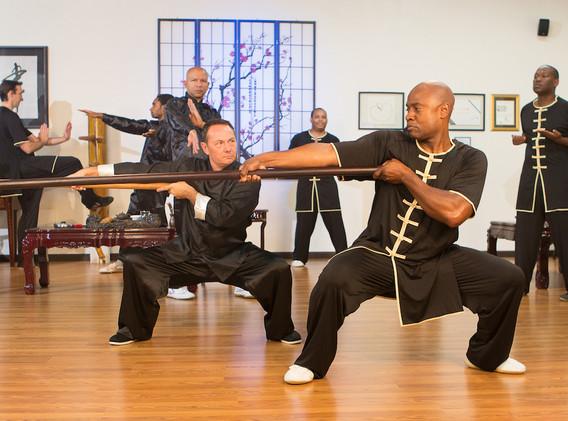 Ving Tsun Kung Fu Class