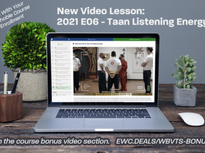 News: Lesson 06 Uploaded To The Online Course