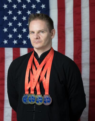 Gold Medallists