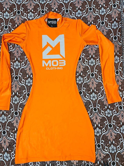 Mobclothingluxbrand Fly Girl Dress