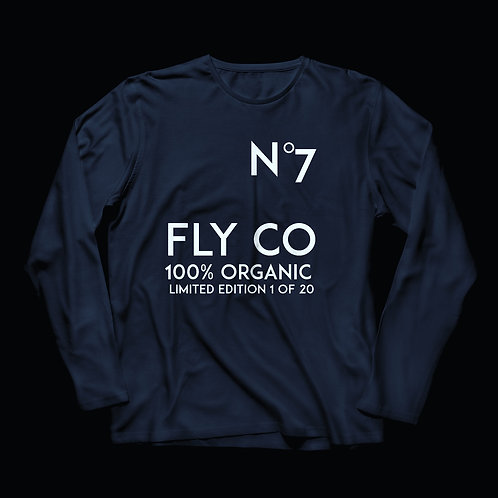 Fly Co. Long Sleeve Tee