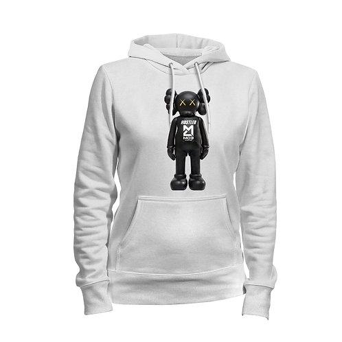 Hustler Bear Hoodie