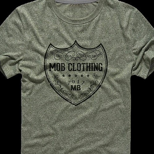 Mob Clothing Crest Tee
