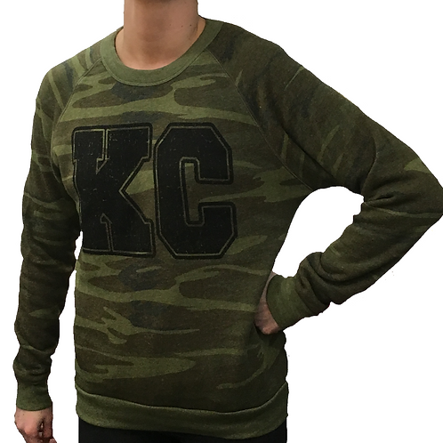 KC Sweatshirt Camo