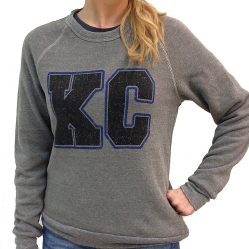 KC Sweatshirt Blue