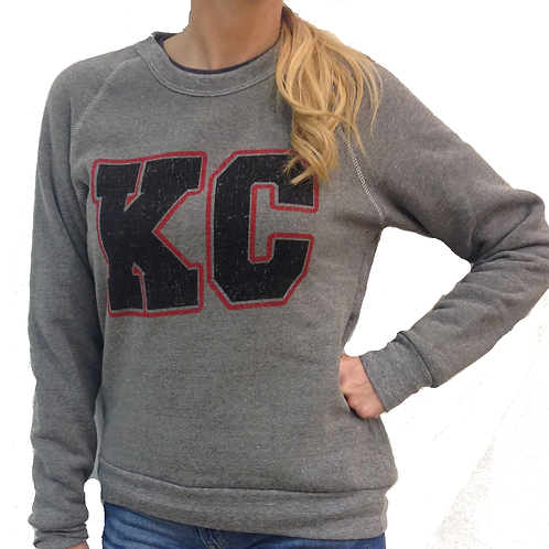 KC Sweatshirt Red